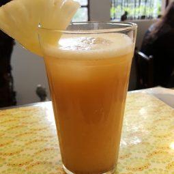 Suco Ginger Lemon