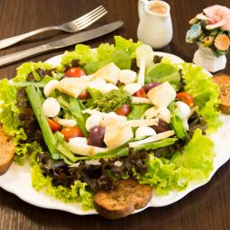 Salada Italiana.